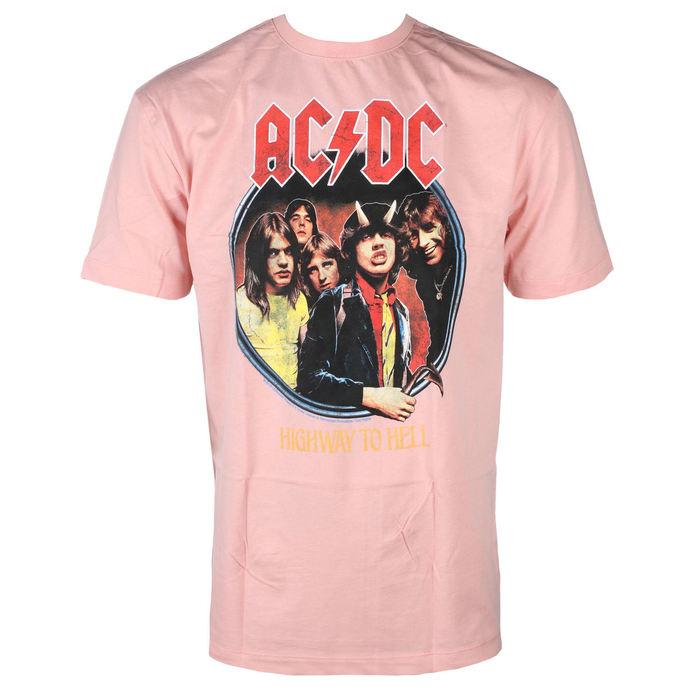 tričko pánské AC/DC - AMPLIFIED