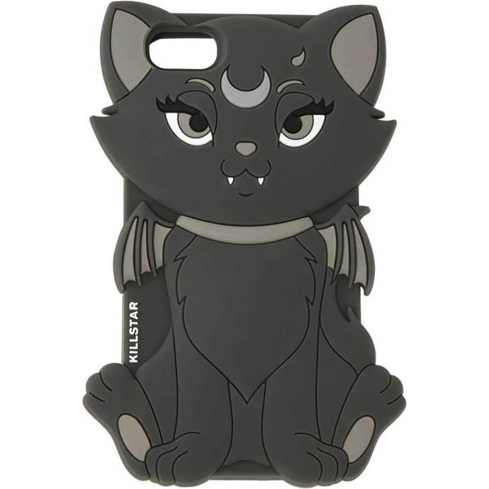 kryt na mobil (iPhone 6+) KILLSTAR - Delish - BLACK