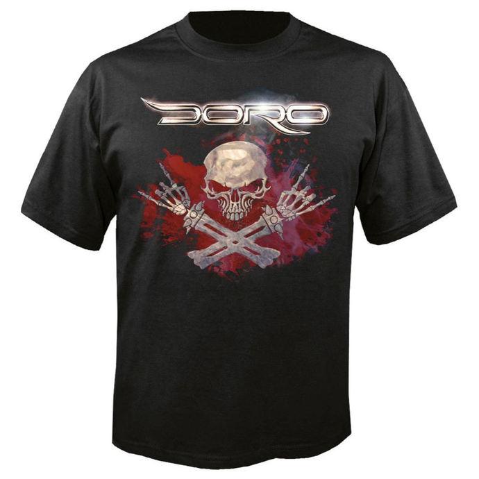 tričko pánské DORO - Bloodskull - NUCLEAR BLAST