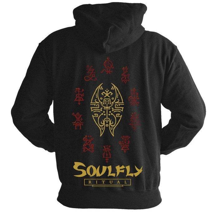 mikina pánská SOULFLY - Ritual - NUCLEAR BLAST