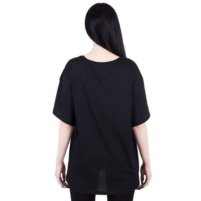 tričko dámské KILLSTAR - Leo - BLACK