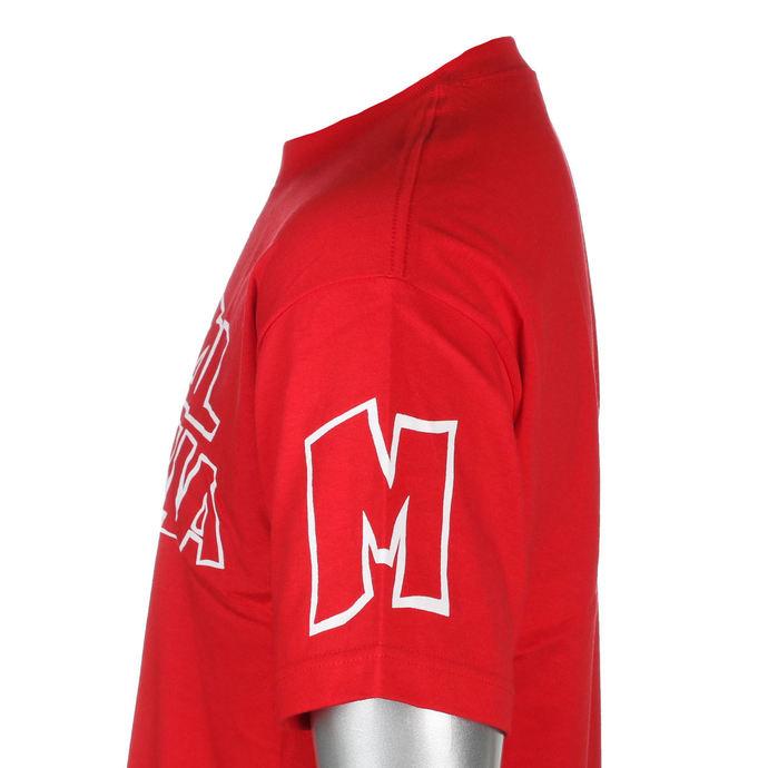 tričko pánské METAL MULISHA - SQUAD RED, METAL MULISHA