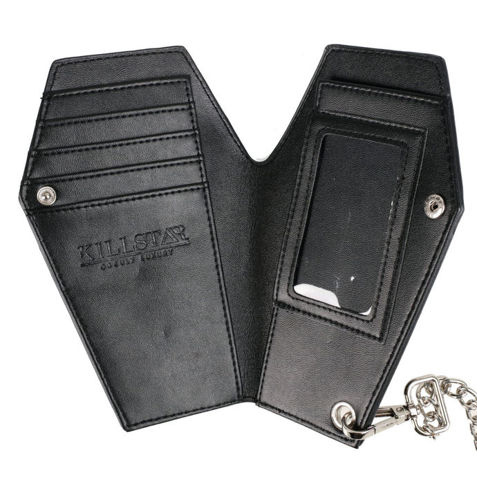 peněženka KILLSTAR - Rob Zombie - Lurker - BLACK