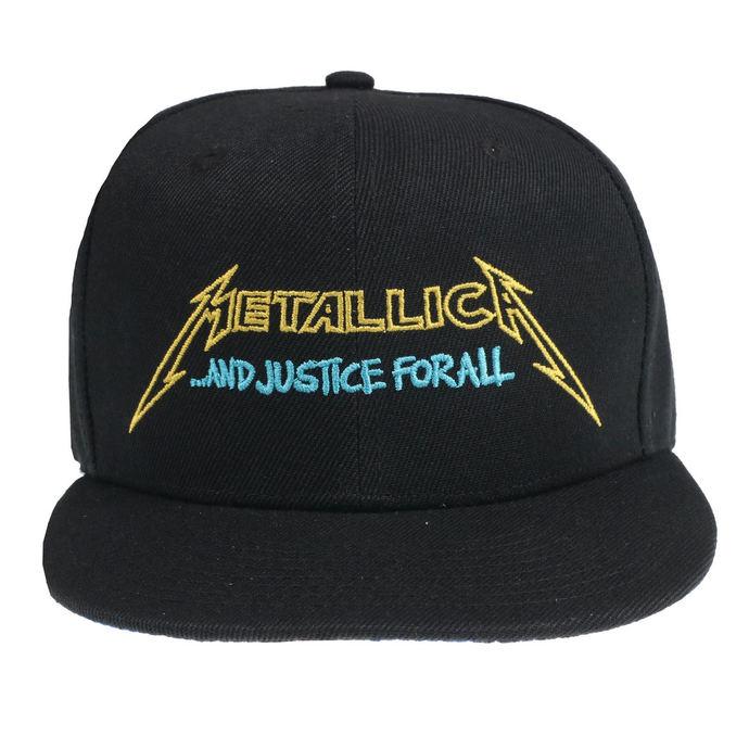 kšiltovka Metallica - Justice Bright Starter - Black