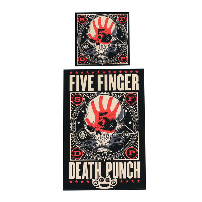 povlečení Five Finger Death Punch - Punchagram
