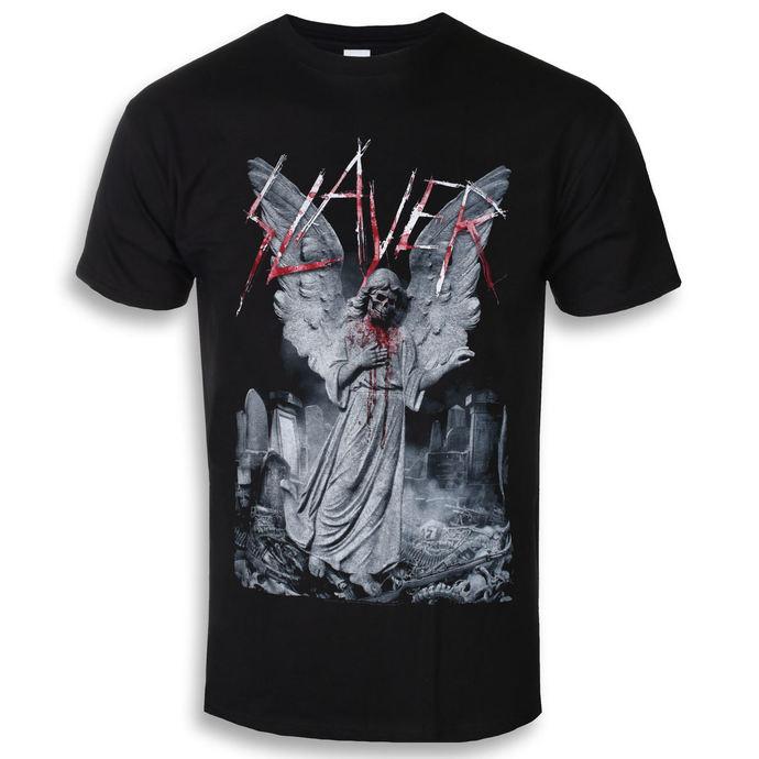 tričko pánské Slayer - Gravestone Walks - ROCK OFF