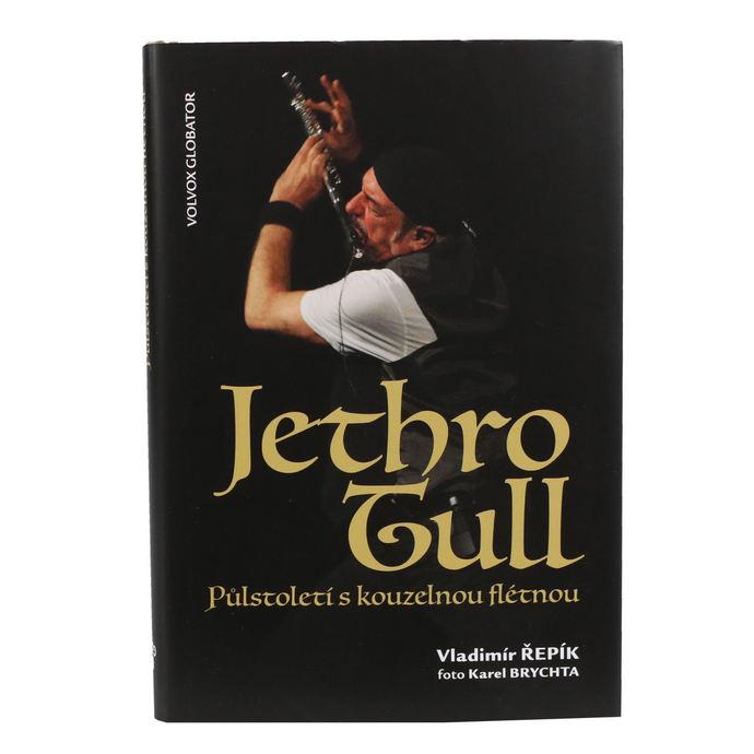 kniha Jethro Tull - Půlstoletí s kouzelnou flétnou - Vladimír Řepík