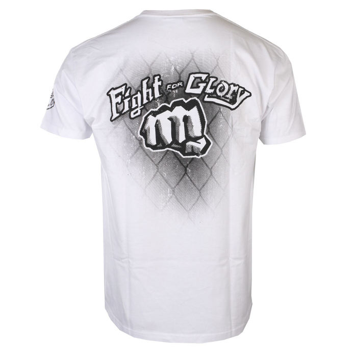 tričko pánské ALISTAR - Fight for Glory - White