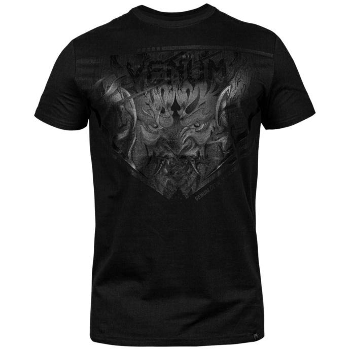 tričko pánské Venum - Devil - Black/Black