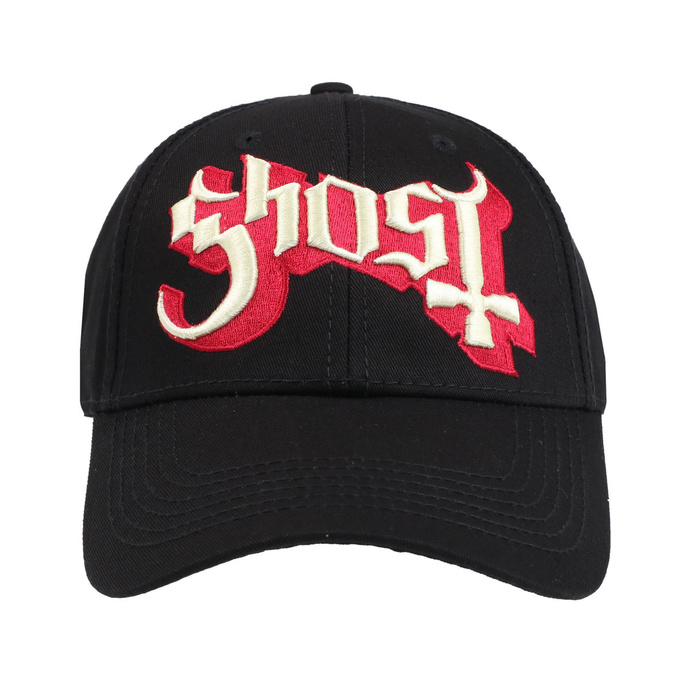 kšiltovka Ghost - Logo - ROCK OFF