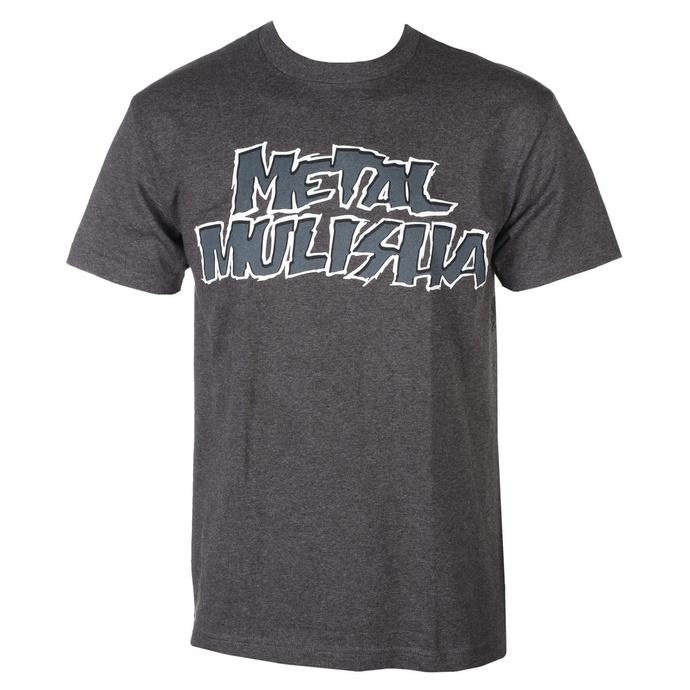 tričko pánské METAL MULISHA - SUNK - CHH, METAL MULISHA