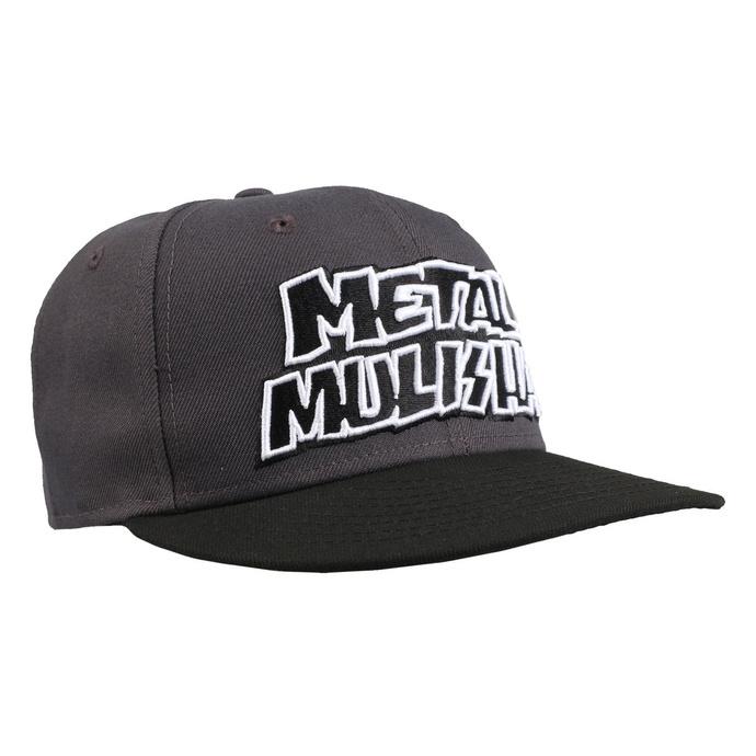 kšiltovka METAL MULISHA - FITTED, METAL MULISHA