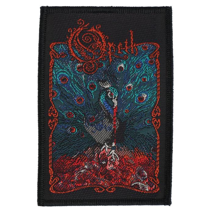 nášivka Opeth - Sorceress - RAZAMATAZ