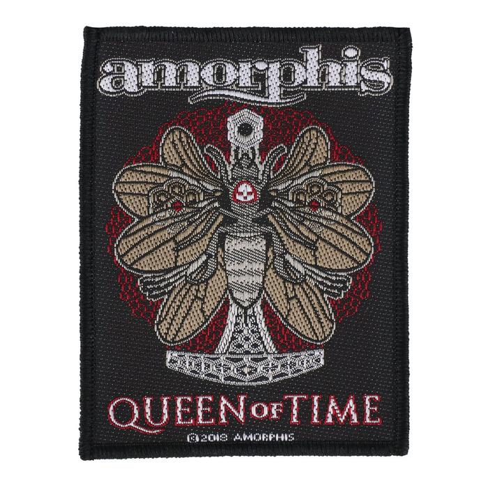 nášivka Amorphis - Queen Of Time - RAZAMATAZ