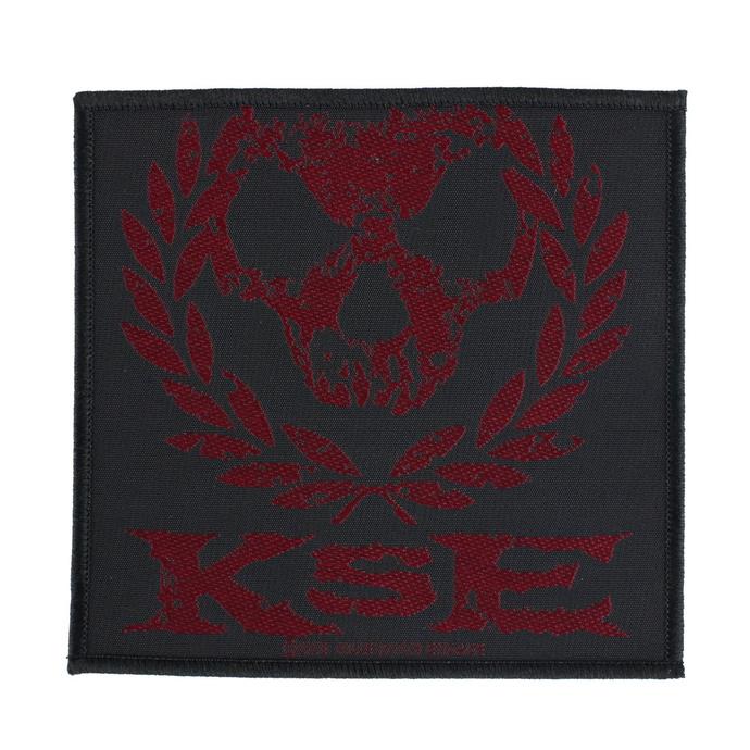 nášivka Killswitch Engage - Skull Wreath - RAZAMATAZ