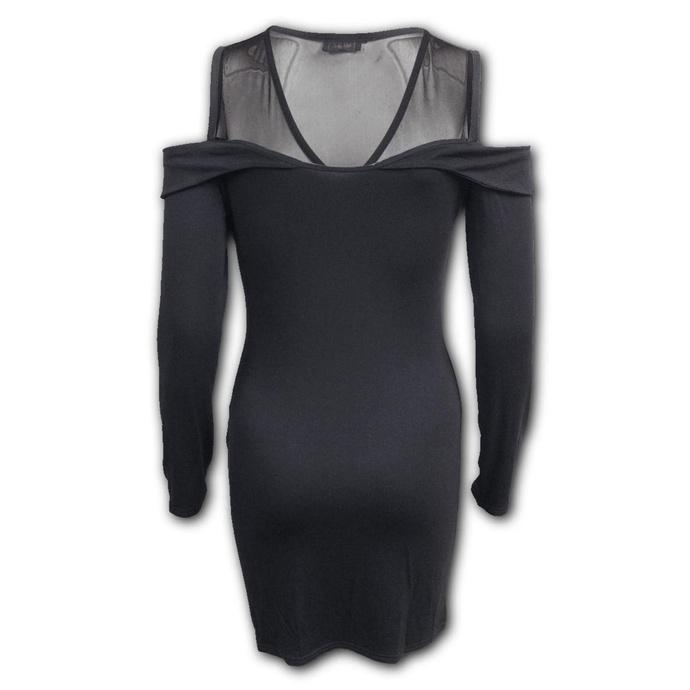 šaty dámské SPIRAL - CROW MOON