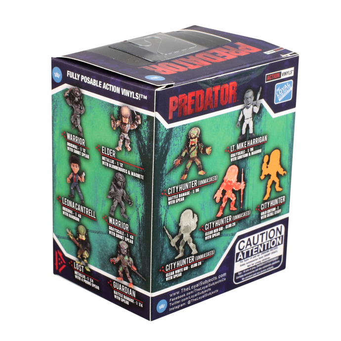 figurka Predator - LT. Mike Harrigan