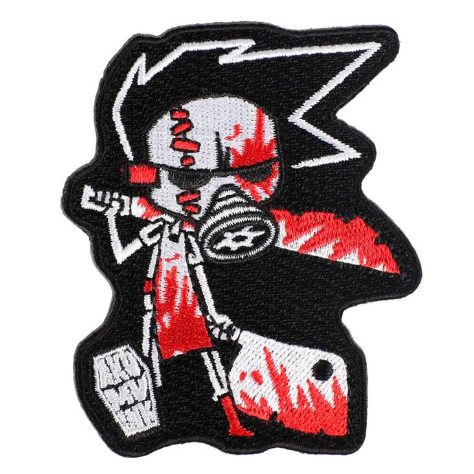 nažehlovačka (nášivka) AKUMU INK - Butcher III