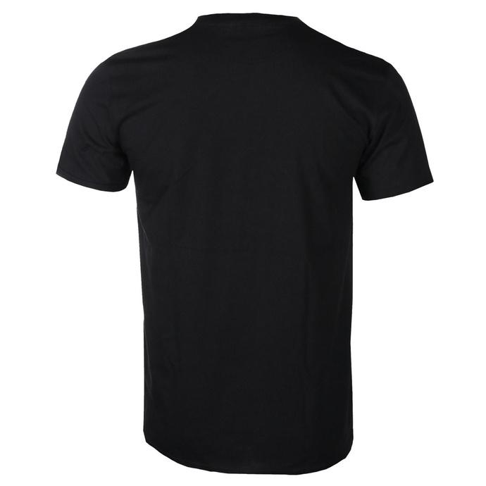 tričko pánské Def Leppard - Collegiate Logo - ROCK OFF