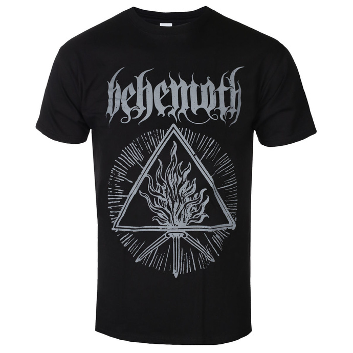 tričko pánské Behemoth - Furor Divinus - Black - KINGS ROAD