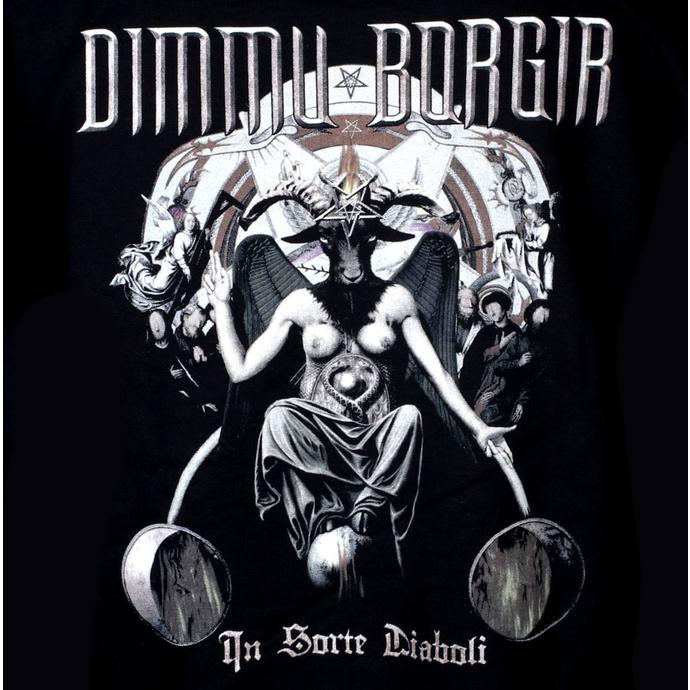 mikina pánská DIMMU BORGIR - GOAT - PLASTIC HEAD