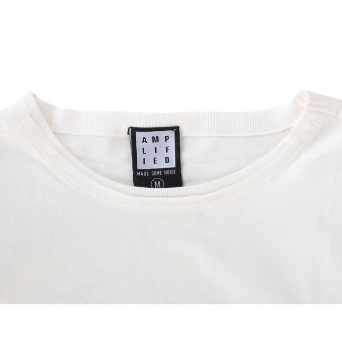 tričko pánské DAVID BOWIE - CIGARETTE - VINTAGE WHITE - AMPLIFIED