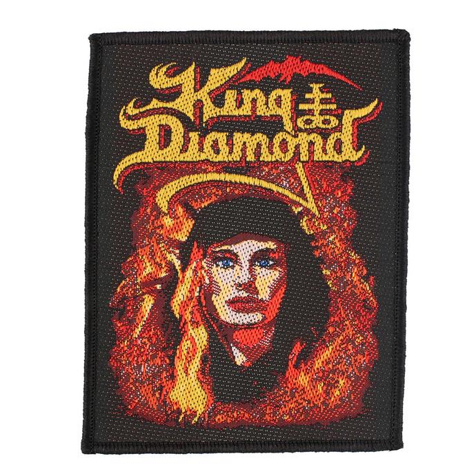 nášivka King Diamond - Fatal Portrait - RAZAMATAZ