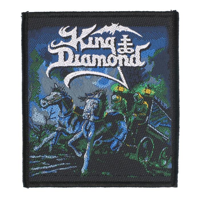 nášivka King Diamond - Abigail - RAZAMATAZ