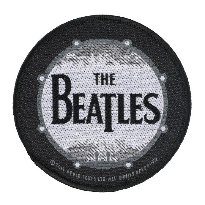 nášivka The Beatles - Drumskin - RAZAMATAZ