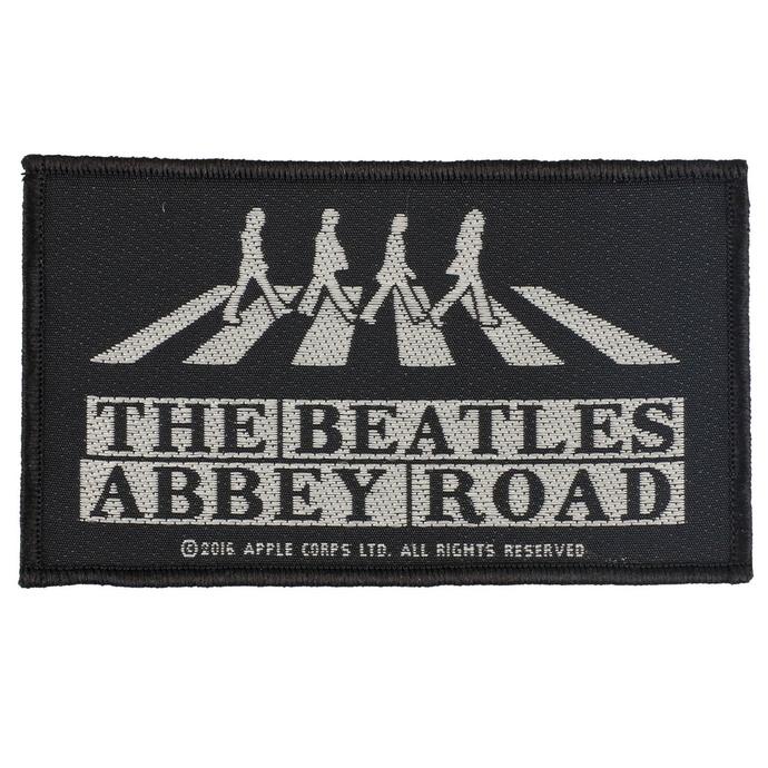 nášivka The Beatles - Abbey Road Crossing - RAZAMATAZ