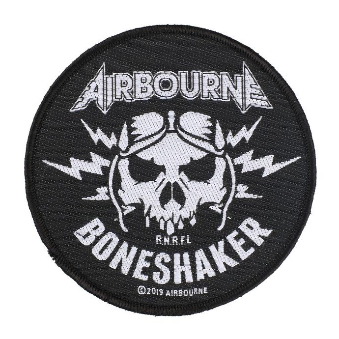nášivka Airbourne - Boneshaker - RAZAMATAZ