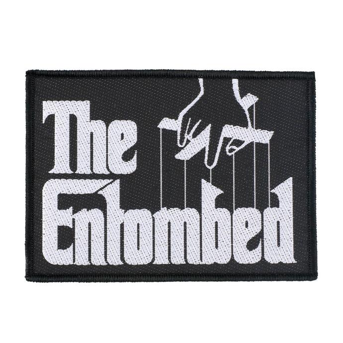 nášivka Entombed - Godfather Logo - RAZAMATAZ