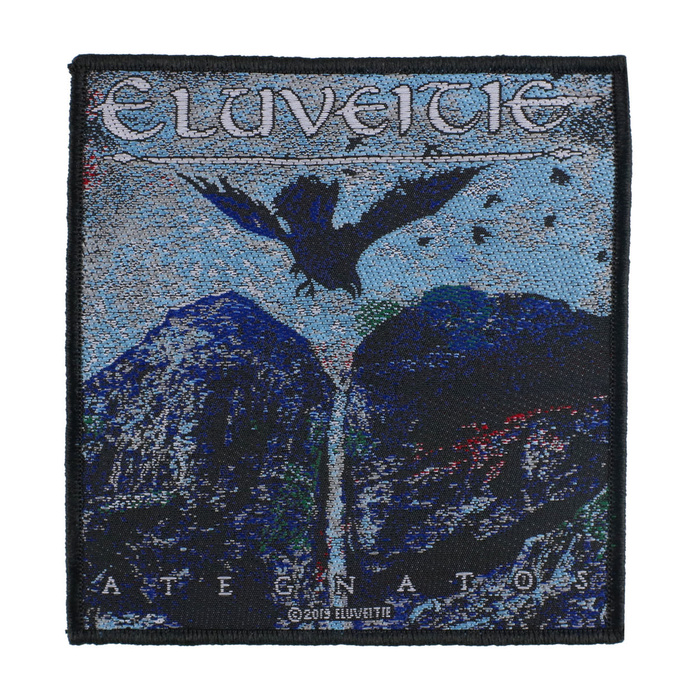 nášivka Eluveitie - Ategnatos - RAZAMATAZ