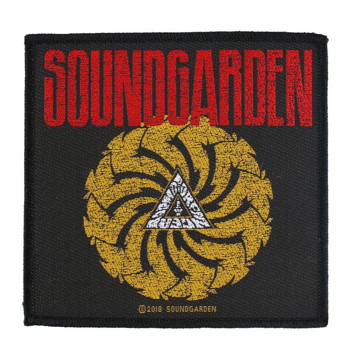 nášivka Soundgarden - Badmotorfinger - RAZAMATAZ