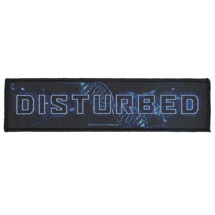 nášivka Disturbed - Blue Blood - RAZAMATAZ
