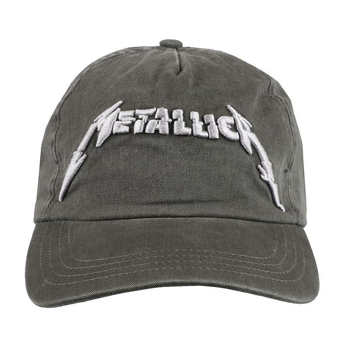kšiltovka Metallica – Glitch - Logo