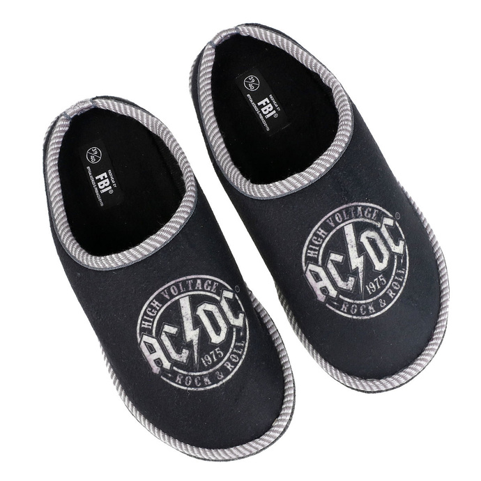 papuče AC/DC