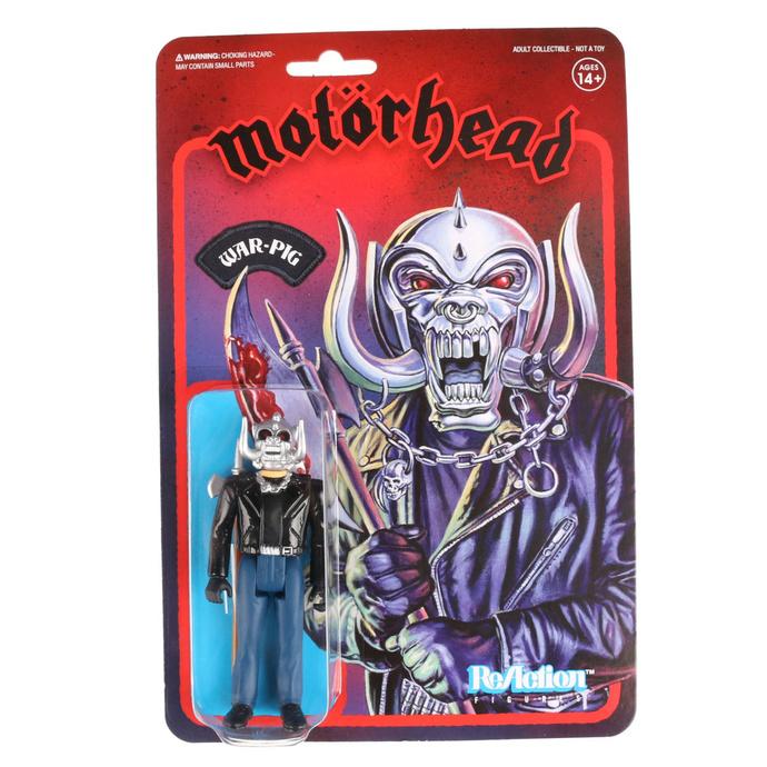 figurka Motörhead - ReAction - Warpig