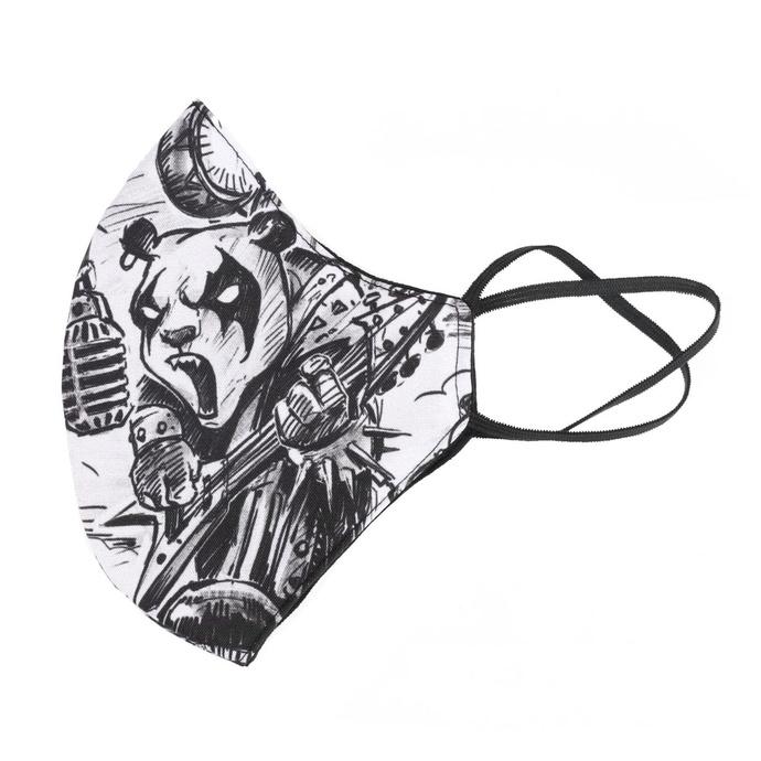rouška (maska) ALISTAR - Metal Pandas