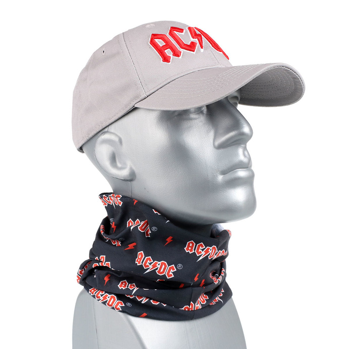 nákrčník (šátek) AC/DC