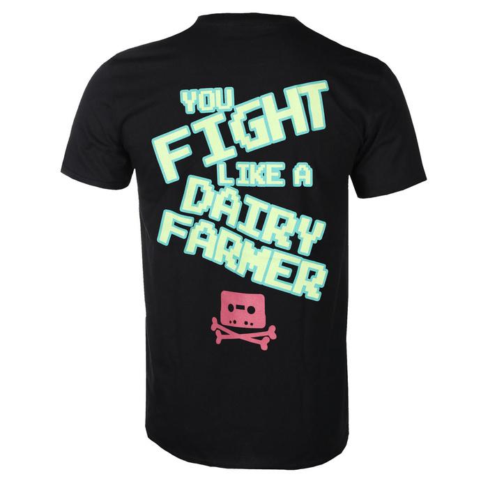 tričko pánské ALESTORM - YOU FIGHT LIKE A DAIRY FARMER - PLASTIC HEAD