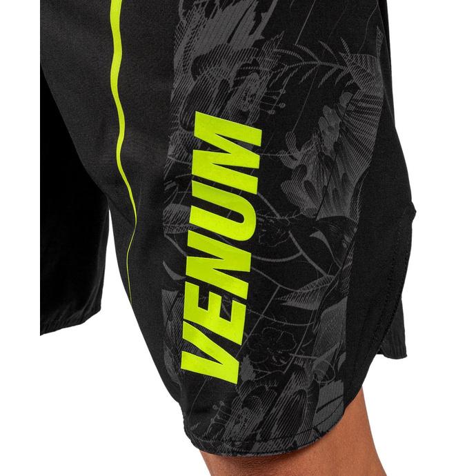 kraťasy pánské Venum - Aero 2,0 -  Black/Neo Yellow
