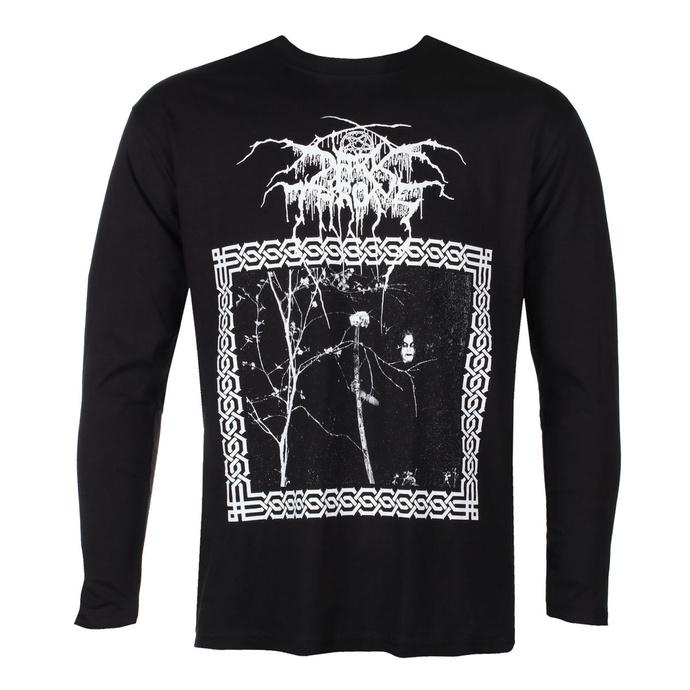 tričko pánské s dlouhým rukávem Darkthrone - Under A Funeral Moon - RAZAMATAZ