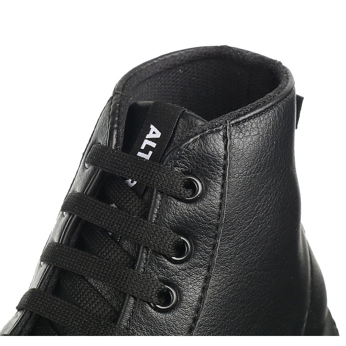 boty dámské ALTERCORE - 8dírkové - Felto Black
