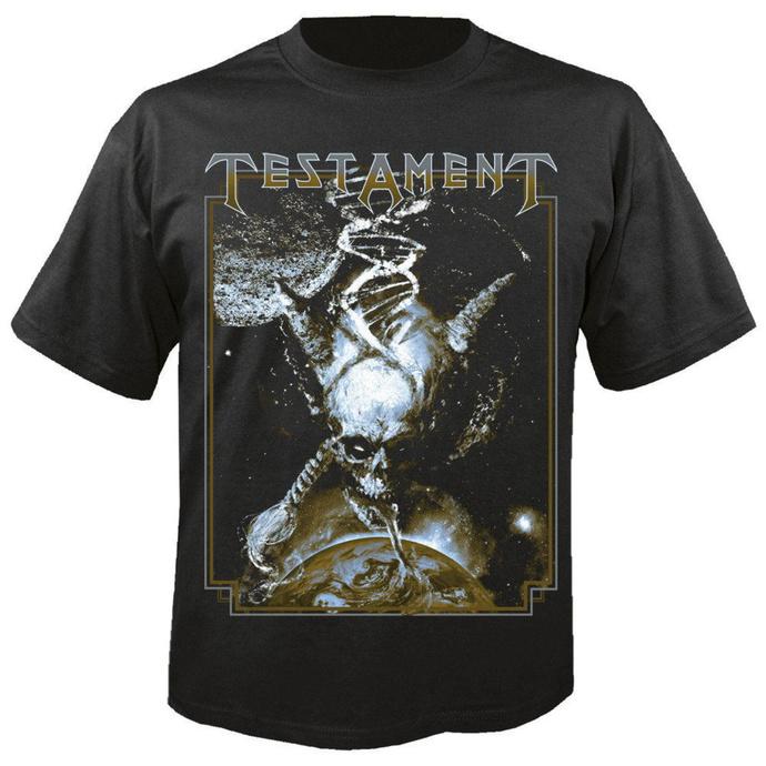 tričko pánské TESTAMENT - Titans skull - NUCLEAR BLAST