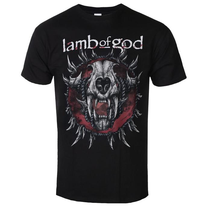 tričko pánské Lamb Of God - Radial - ROCK OFF