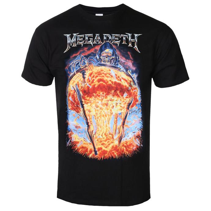 tričko pánské Megadeth - Countdown To Extinction - ROCK OFF