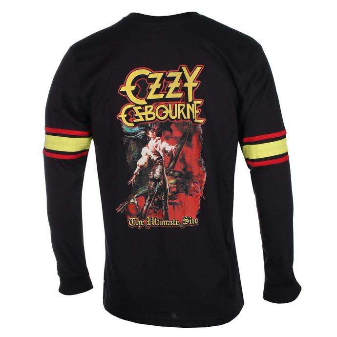 tričko pánské s dlouhým rukávem 686 - Ozzy Osbourne - Black