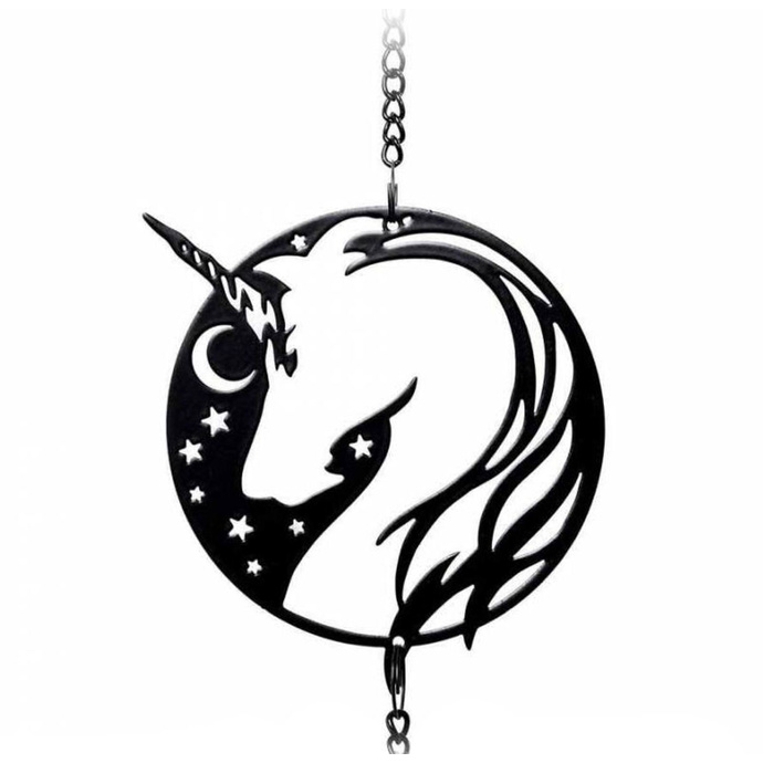 zvonkohra (dekorace) ALCHEMY GOTHIC - Night Unicorn