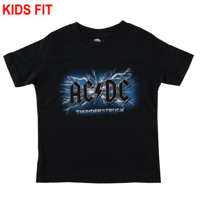 tričko dětské AC/DC - (Thunderstruck) - Metal-Kids